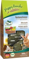 Happy Rancho BIO Délice du jardin snack pour rongeurs 500g