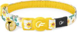Freezack Cat Collar Gl. Flower Y 20-31cm