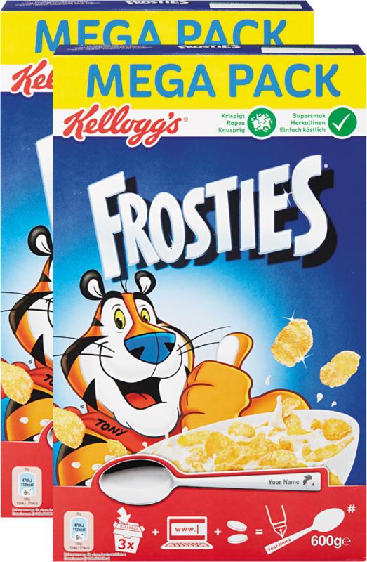 Kellogg's Frosties, 2 x 600 g