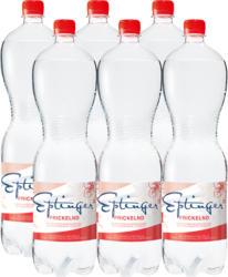Eptinger Mineralwasser Prickelnd, 6 x 1,5 Liter
