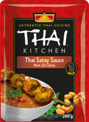 Thai Kitchen Thai Satay Sauce, 200 g