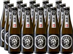 Birra Boxer Old, 15 x 25 cl