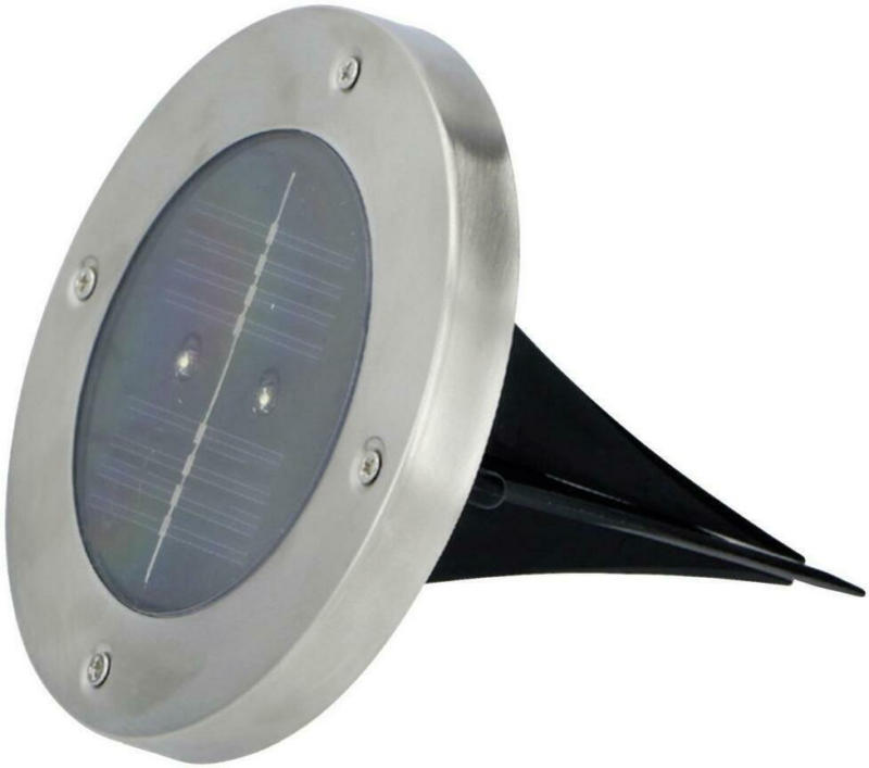 Solarleuchte Saskia mit Batterien 1,2v 12/12cm