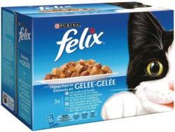 Felix Bocconcini in Gelée Pesce 12 x 100 g  -