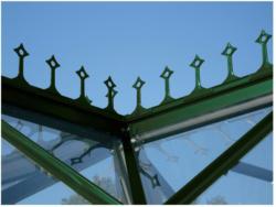 Firstkrone grün, für Sirius