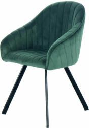 """Stuhl """"Jodie 125"""", 2er-Set, dunkelgrün"""