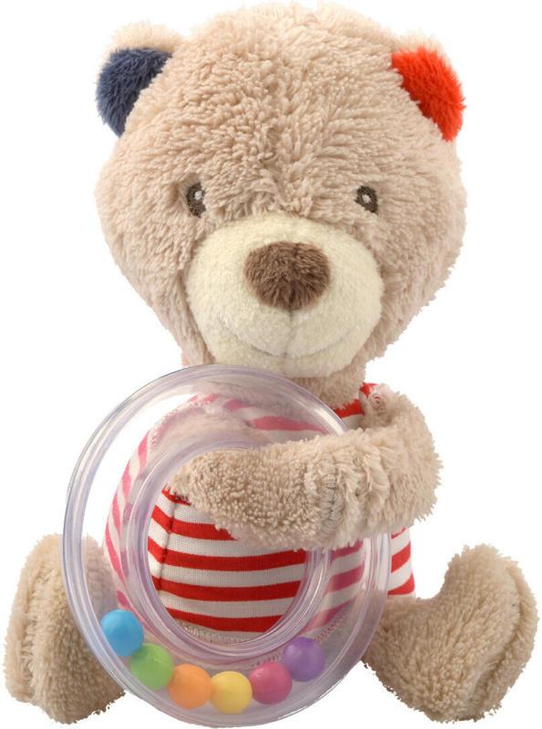 Baby Greifling im Bären-Design (Nur online)