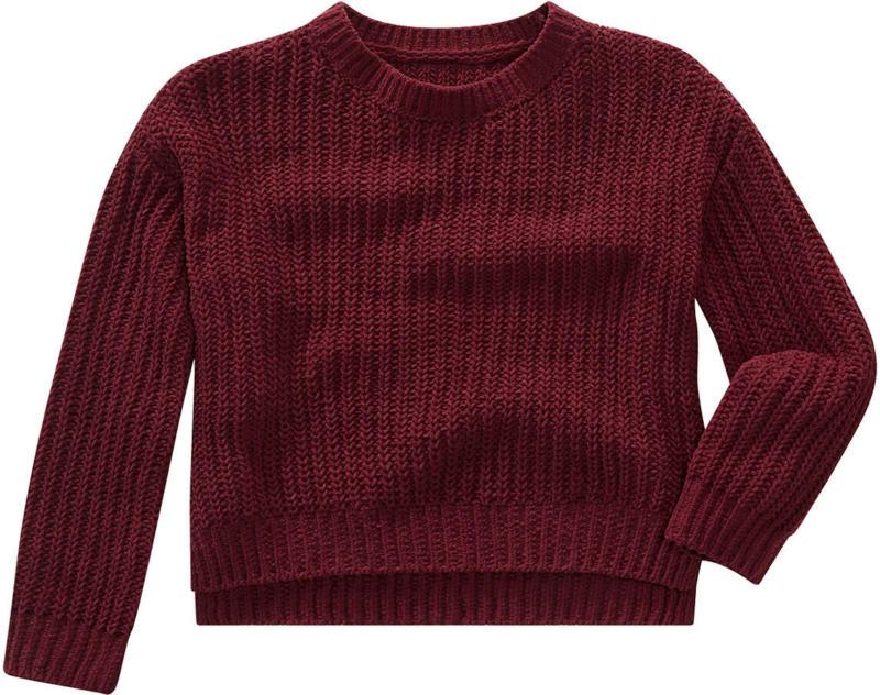 Mädchen Pullover in Chenille-Qualität (Nur online)