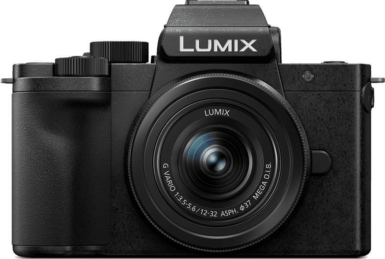 PANASONIC DC-G110KEG-K Kit Systemkamera 20.3 Megapixel mit Objektiv 12-32 mm , 7.5 cm Display   Touchscreen