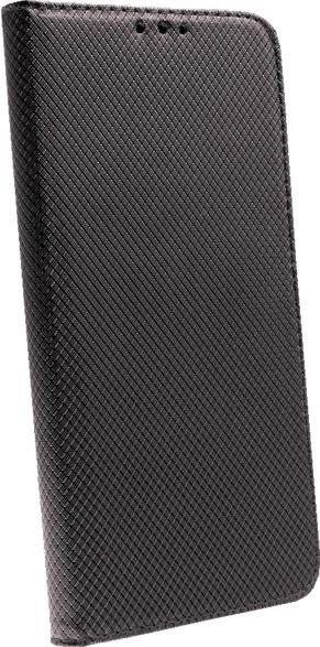 AGM 30563 , Bookcover, Samsung, Galaxy A21s, Obermaterial Kunstleder, Thermoplastisches Polyurethan, Kunststoff , Schwarz