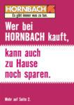 Hornbach HORNBACH Dauertiefpreise - bis 13.03.2021
