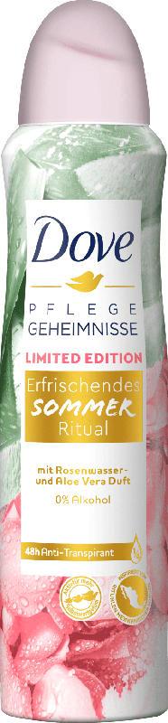 Dove Deo Spray Antitranspirant Sommer Ritual