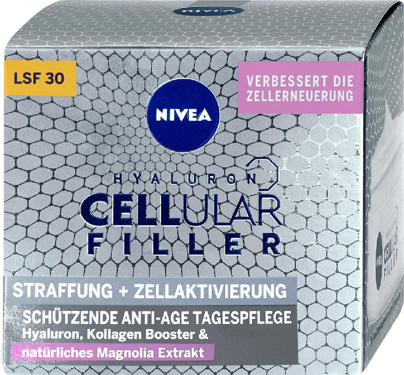 NIVEA Tagespflege Anti Age Cellular Filler Tag LSF30