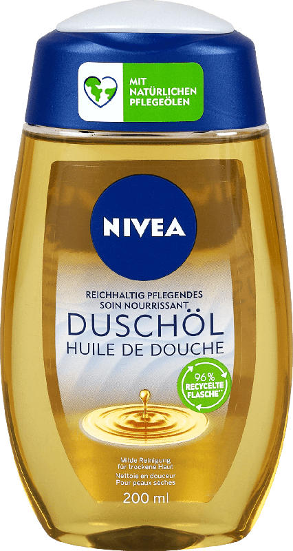 NIVEA Duschöl Natural Oil