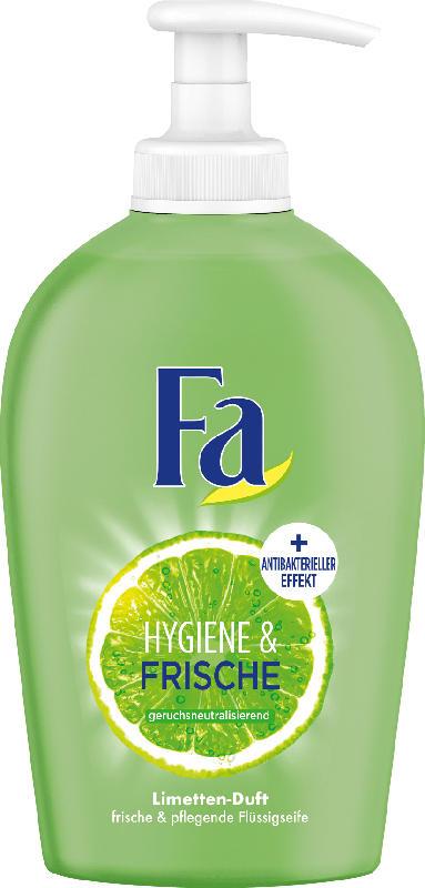 Fa Flüssigseife Hygiene & Frische Limette