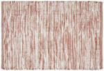 Möbelix Handwebeteppich Weiß/Orange Penelope 60x90 cm