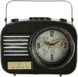 Tischuhr Radio II in versch. Modellen