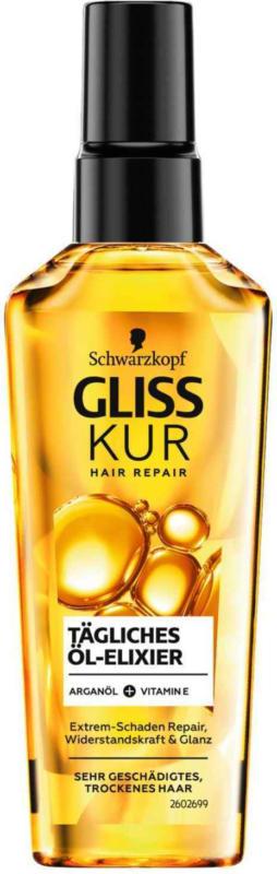 Gliss Kur Hair Repair Tägliches Öl-Elixir 75 ml -