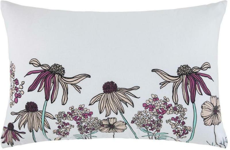 Zierkissen Flowerfield ca. 40x60cm