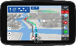MediaMarkt Navigationsgerät GO Discover (7 Zoll, Stauvermeidung dank TomTom Traffic, Welt-Karten)