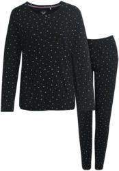 Damen Schlafanzug mit Allover-Motiv (Nur online)