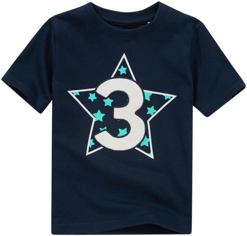 Kinder T-Shirt mit Geburtstagszahl (Nur online)