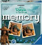 MediaMarkt RAVENSBURGER Disney Raya and the last Dragon memory® Kinderspiel, Mehrfarbig