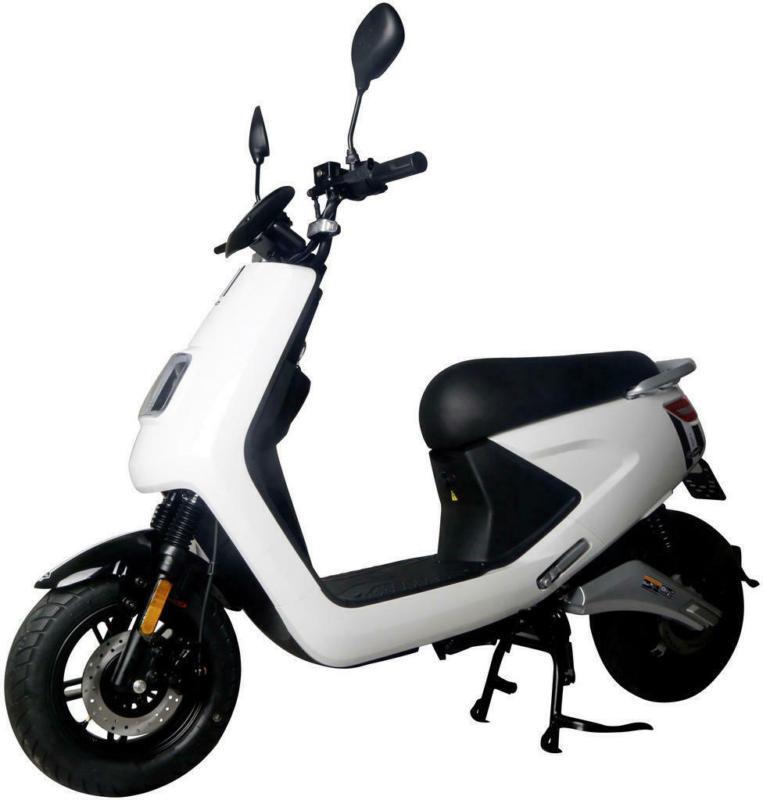 E-Scooter Alegra, Weiß
