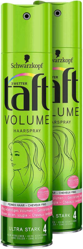 Taft Volume Ultra Stark 2 x 250 ml -