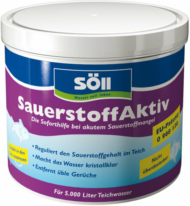 """""""SauerstoffAktiv"""", 500 g 500 g"""