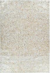 "Lederteppich ""Finish 100"", beige/gold 200x290 cm"