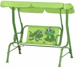 "Kinderschaukel ""Froggy"" 75x115x118 cm, grün"