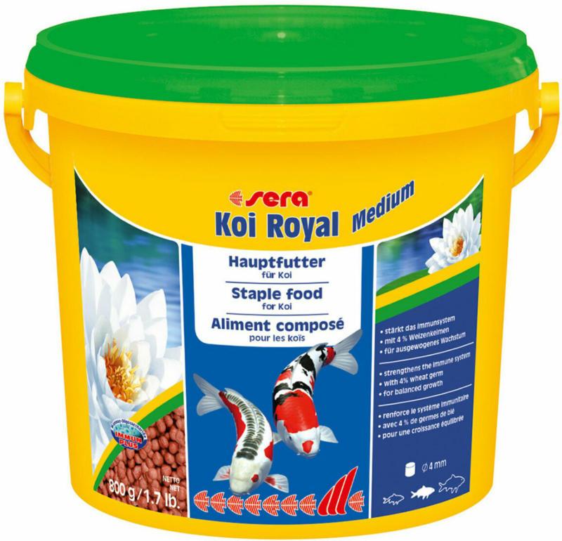 Koi Royal Medium 3800 ml / 800 g