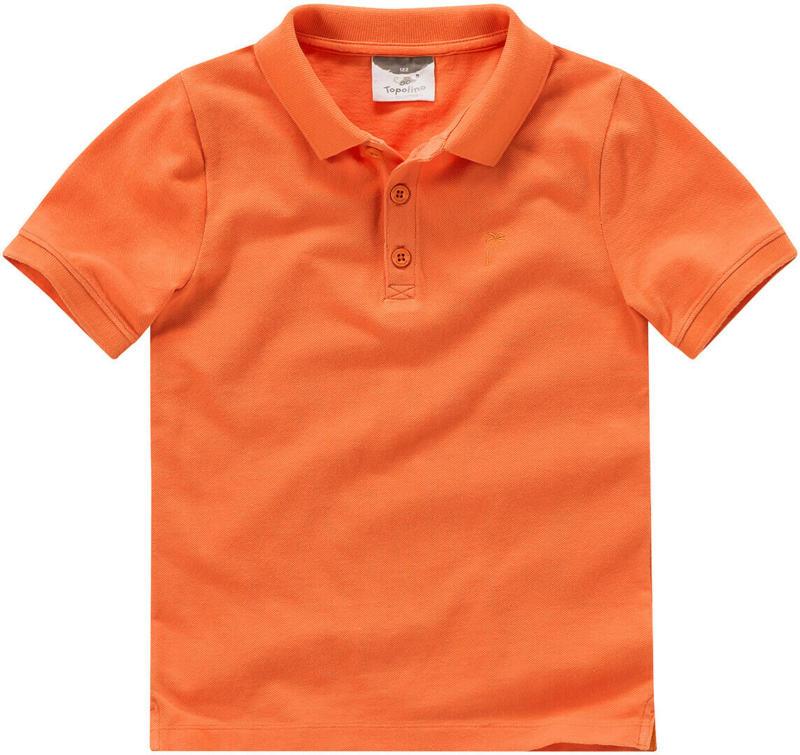 Jungen Poloshirt mit kleiner Stickerei (Nur online)