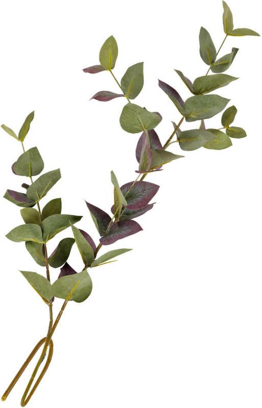 Künstlicher Eukalyptus-Zweig mit Stiel (Nur online)