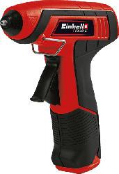 EINHELL TC-CG 3.6/1 Li Akku-Heißklebepistole, Schwarz/Rot