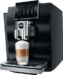 JURA Z8 Kaffeevollautomat Diamond Black