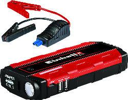 EINHELL Jump-Start - Power Bank CE-JS 8  Starthilfe, Rot/Schwarz