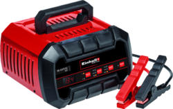EINHELL CE-BC 15 M Batterie-Ladegerät, Rot/Schwarz