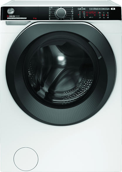 HOOVER HWPDQ 49AMBC/1-S H-WASH 500 PRO Waschmaschine (9 kg, 1400 U/Min., A+++)