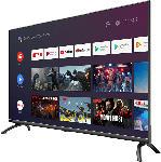 MediaMarkt CHIQ L40H7S LED TV (Flat, 40 Zoll/100 cm, Full-HD, SMART TV, androidTV)