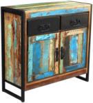 Möbelix Kommode Faro B: 90 cm Recyclingholz