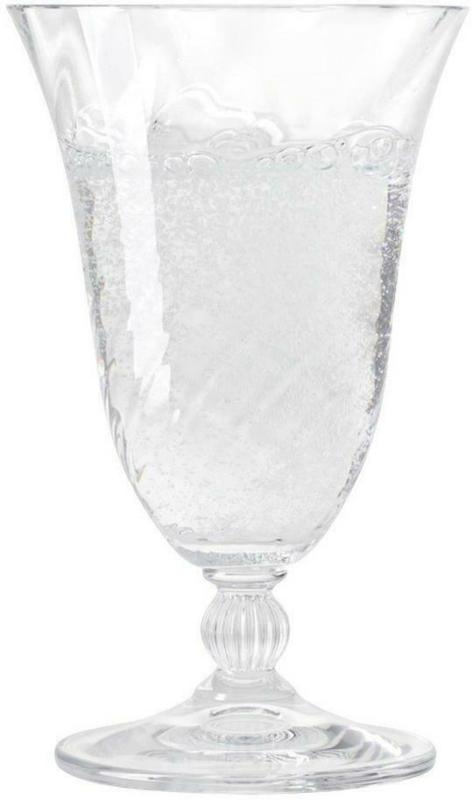 Wasserglas Volterra 6er Set Inhalt ca. 270 ml