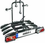 """HELLWEG Baumarkt Fahrrad-Kupplungsträger """"Amber IV"""", für 4 Fahrräder"""