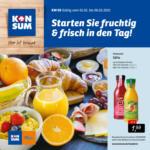 Konsum Dresden Wöchentliche Angebote - bis 06.02.2021