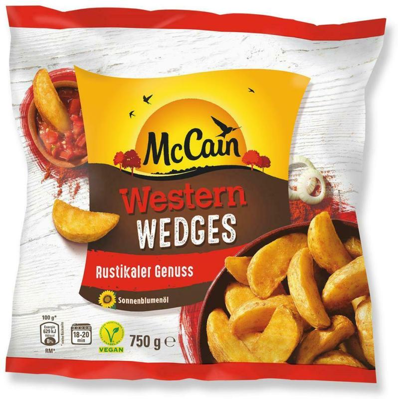McCain Western Wedges
