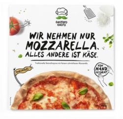 Gustavo Gusto Pizza Margherita