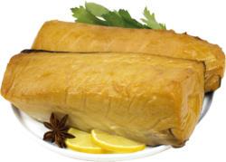 Buttermakrelenfilet (Lepidocybium) kaltgeräuchert /lose