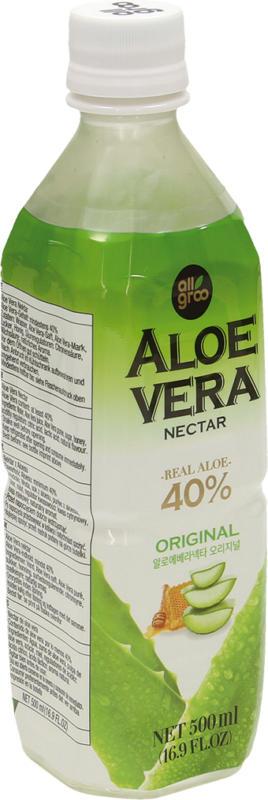 Aloe Vera Nektar, Original, weniger süss