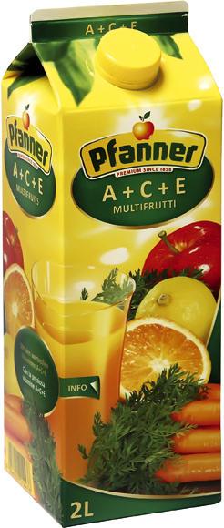 ACE Mehrfruchtsaft Pfanner